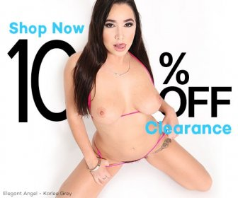 10% Off Clearance porn movies starring Karlee Grey and more.