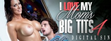 I Love My Mom's Big Tits #4 porn movie from Digital Sin.