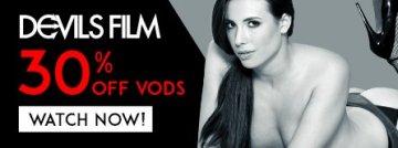 Buy Devil's Film streaming porn videos on sale starring Sarah Vandella and more.