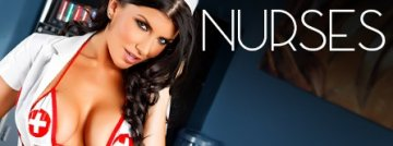 Buy hundreds of nurse themed porn movies featuring Romi Rain and more.