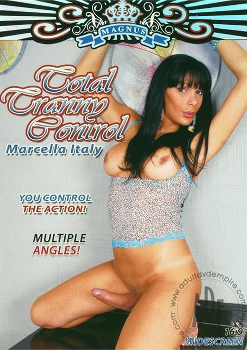 Total Tranny Control: Marcella Italy Magnus Italian Interactive Sex