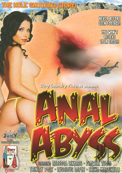 Dirty laundry anal abyss