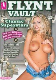 Flynt Vault: Classic Superstars Porn Movie