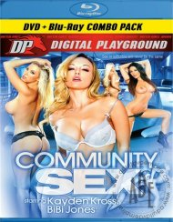 Community Sex (DVD + Blu-ray Combo) Blu-ray