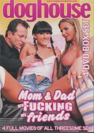 Mom & Dad Are Fucking My Friends Vol. 1-4 Porn Movie