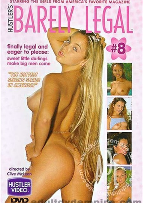 Barely Legal #8 image