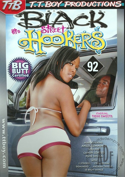 Black Street Hookers 92