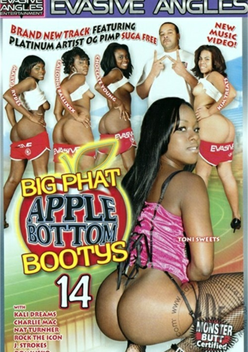 Big Phat Apple Bottom Bootys 14