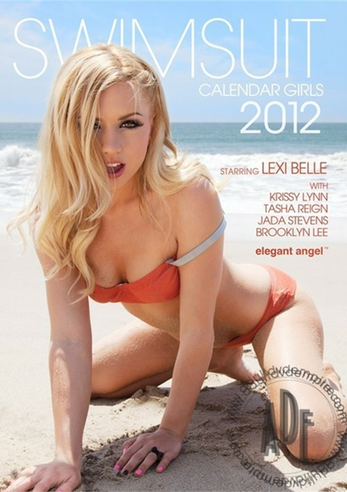Swimsuit Calendar Girls 2012 image