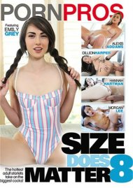 Size Does Matter #8 Porn Movie