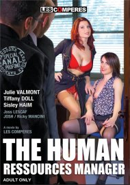 The Human Resources Manager HD porn video from Marc Dorcel.