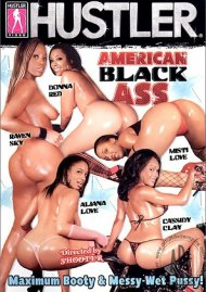 American Black Ass Porn Video