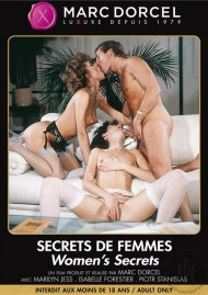 Women's Secrets (French) Porn Video