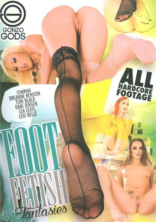 Foot Adult Dvd