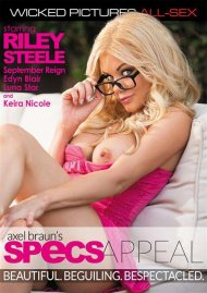 Axel Braun's Specs Appeal DVD Image from Wicked Pictures.