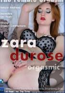 "Femorg: Zara Durose ""Orgasmic"" Porn Video"