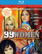 99 Women (Blu-ray + CD Combo) Blu-ray