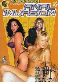 Anal Invasion Porn Video