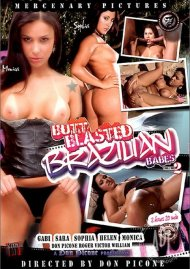 Butt Blasted Brazilian Babes Vol. 2 Porn Movie
