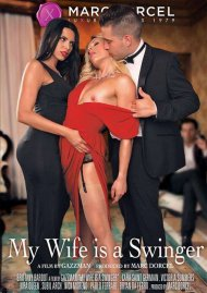 My Wife Is A Swinger DVD Image from Marc Dorcel.