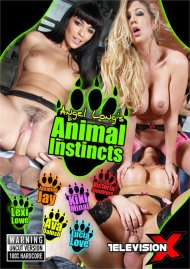 Angel Long's Animal Instincts HD porn video from Television X.
