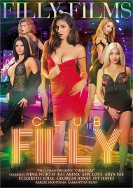 Club Filly porn video from Filly Films.
