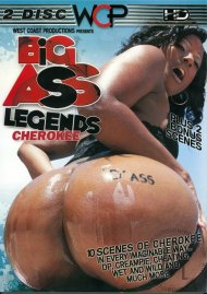 Big Ass Legends: Cherokee Porn Video