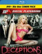Deceptions (DVD+ Blu-ray Combo) Blu-ray