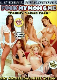 Fuck My Mom & Me 1-3: Family Values Pack Porn Movie