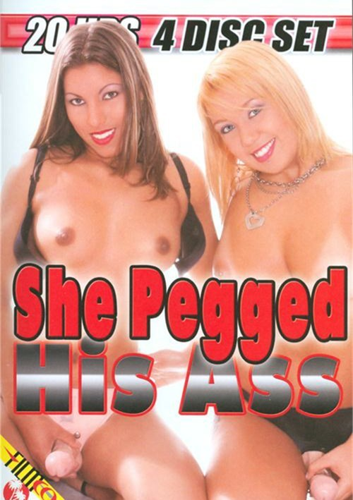 She Pegged His Ass Compilation Transsexual Strap-Ons