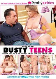 Busty Teens DVD porn movie from Reality Junkies.