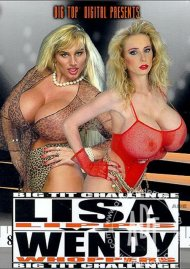 Big Tit Challenge: Lisa Lipps vs Wendy Whoppers Porn Movie