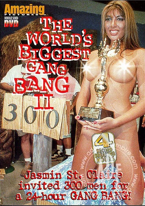 Words... worlds biggest gangbang