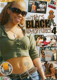 Tinys Black Adventures #4 Porn Movie