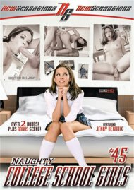 Naughty College School Girls 45 (Ready Disc) Porn Movie