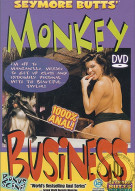 Seymore Butts Monkey Business Porn Movie