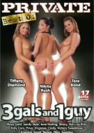 Best Of 3 Gals and 1 Guy Porn Movie