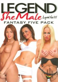 She Male Fantasy 5-Pack Porn Movie