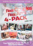 Real Couples Real Anal 4-Pack Porn Movie