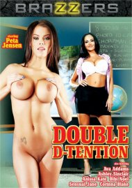 Double D-Tention Porn Video