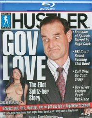 Gov Love: The Eliot Splitz-her Story Blu-ray