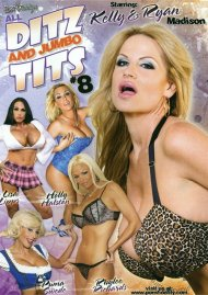 All Ditz and Jumbo Tits 8 Porn Movie