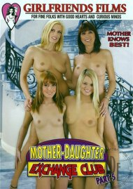 Mother-Daughter Exchange Club Part 5 Porn Video