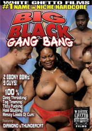 Big Black Gang Bang Porn Movie