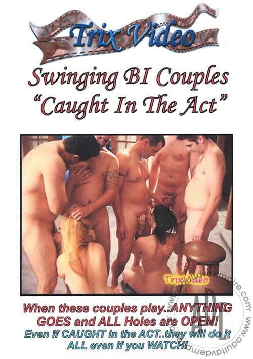 "Swinging Bi Couples ""Caught In The Act"""