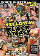 Yellow & Black Attack: Asian And Ebony Edition Porn Video