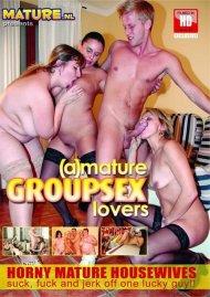 (A)Mature Group Sex Lovers Porn Video