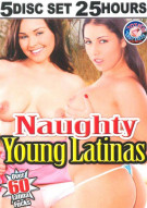 Naughty Young Latinas 5-Disc Set Porn Movie