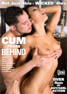 Cum From Behind Porn Movie