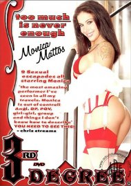 Too Much Is Never Enough: Monica Mattos Porn Movie